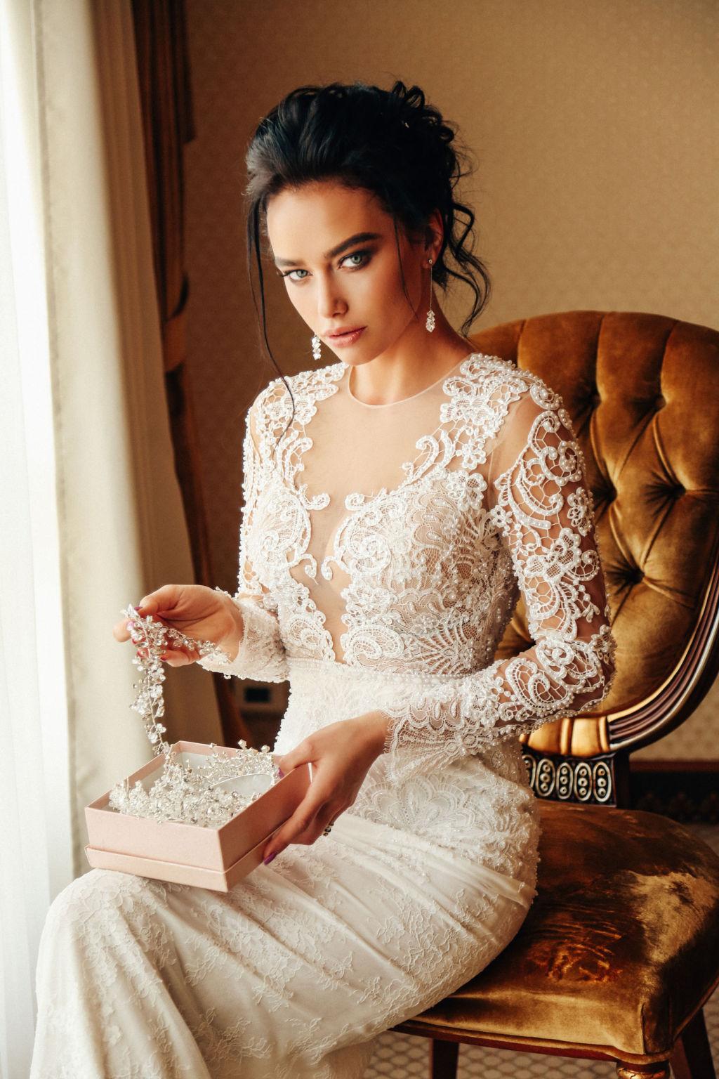 Blog Jak Dobrać Kolczyki Do Sukni ślubnej